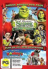 SHREK Forever After DVD Christmas MovieThe Final Chapter Donkey