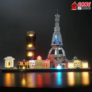 Game of Bricks LED Light Kit ONLY for Paris 21044
