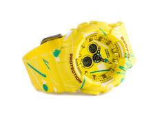 Casio Baby G BA-120SC-9AER gelb Damenuhr