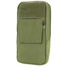 Condor MA57 OD Green MOLLE Tactical Hook and Loop GPS Utility Electronics Pouch