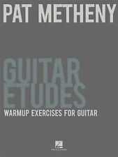 Pat Metheny Guitar Etudes: Warmup Exercises for Guitar by Metheny, Pat