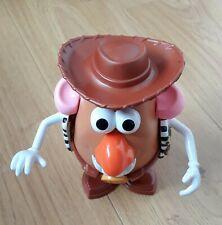 Disney Pixar 2009 Toy Story Mr Potato Head Sheriff Woody Playschool