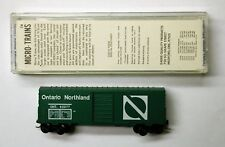 MTL Micro-Trains 24377 Ontario Northland ON 92077