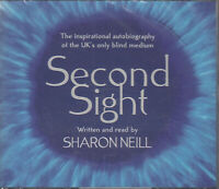 Sharon Neill Second Sight 3CD NEW* Blind Medium Autobiography FASTPOST
