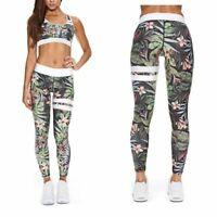Damen Sportswear Elastizität Sportbekleidung Halfter Bra Bustier Leggings Sport