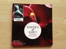Original CD MP3 Hörbuch Shades of Grey El James 1050 Minuten wie Neu für Urlaub