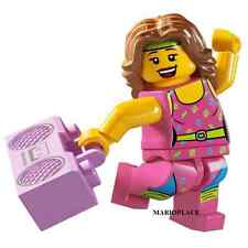 Lego 8805 series 5 - Fitness Instructor - Minifigure #10 NEW