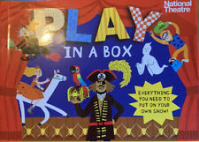 National Theatre: Play in a Box - 9781406373622