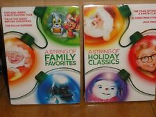 A String Of Holiday Classics / A String Of Family Favorites (DVD) 6-DVDS! NEW!