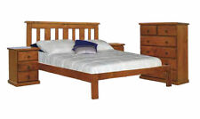 Solid Wood Bedroom Furniture Set and Suites