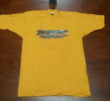 VINTAGE Saturday Night Fever T Shirt LARGE - ORIGINAL RARE FROM 1977 - BEE GEES