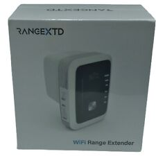 RangeXTD WiFi Range Extender Booster & WiFi Repeater | Speed 300 Mbps