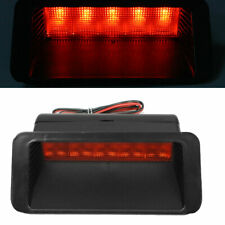 New Car Auto Vehicle Trunk 5 Red LEDs Third Brake Tail Light Lamp