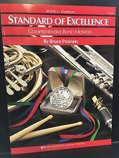 Standard of Excellence (SOE) Bk 1, Trombone