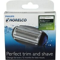 Norelco BG2000 Bodygroom Replacement Trimmer Foil Models: BG2020, BG2030, BG2040