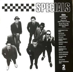 Specials – Specials  Reissue 40th Anniversary Edition   2xVinyl LP  New Sealed