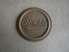 "Vintage ""OLDSMOBILE"" Car Auto Emblem Ornament Badge Plate Radiator Deco Old Rare"