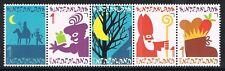 Nederland 2013 3108-3112 Sinterklaas - postzegels met speculaasgeur