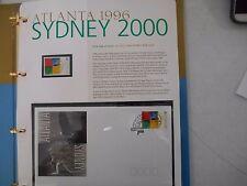 2000 Sydney Olympic Games Prestige Stamp Album Limited Edition