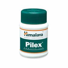 Himalaya Herbal Pilex Piles Hemorrhoids Fissures Pain Relief Treatment