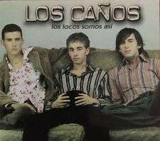 Los Caños - Los Locos Somos Asi CD From Spain Boy Group Pop Como Mercurio Kabah