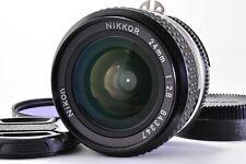 【Ecxellent+++++】NIKON Ai-s  NIKKOR 24mm f/2.8  MF SLR Lens  From JAPAN A198
