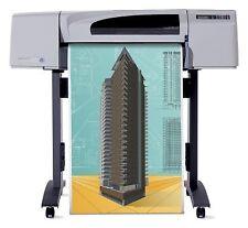 HP DesignJet Colour Computer Printers