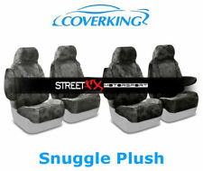 CoverKing SnugglePlush Custom Seat Covers for Pontiac GTO