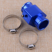 Aluminum Alloy 32mm Water Temp Gauge Joint Pipe Sensor Radiator Hose Adapter