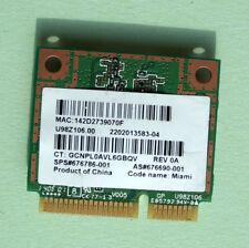 HP Wlan 676786-001 Model AR5B22   802.11a/b/g/n  Bluetooth 4.0