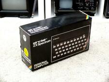 Sinclair ZX Spectrum 48K Computer ~ Boxed ~ Very Good Condition ~ (Ref: RC)