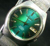 *Problem* Vintage Citizen Leopard Automatic Wristwatch 28800 24J #095d