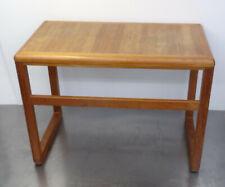 mid century design Denmark 60s - side table Tablett Serviertisch Teak Tisch
