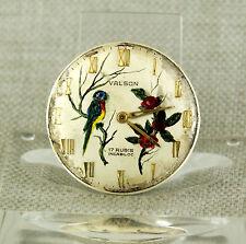 Valson ETA 2391 Armbanduhr Uhrwerk Uhr fusee wristwatch movement Werk taschenuhr