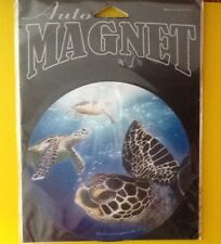 Sea Turtles Magnet Car Auto Sport Kitchen Fridge Locker Magnetic