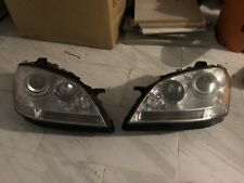 Halogen Headlight Set For 2006-2007 Mercedes Benz ML500 ML63 ML350