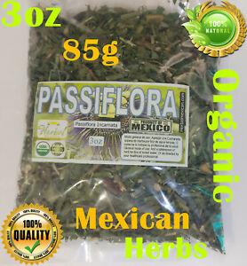 Pasiflora hierba/te, Passion Flower Natural Tea dried Mexican Herb passiflora !