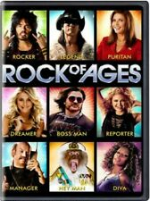 {New Sealed} Rock Of Ages Widescreen 2012 Dvd