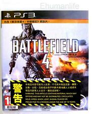 PS3 Battlefield 4 -Sub in Chinese & Voice in English (DLC expired)