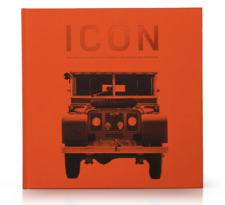 Land Rover ICON Book