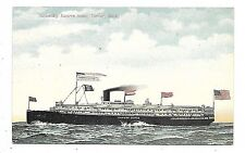 Steamship EASTERN STATES