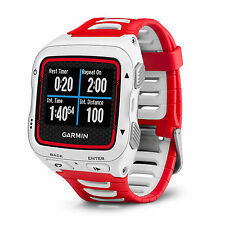 Garmin Forerunner 920XT Multisport Fitness and Training Watch White Red