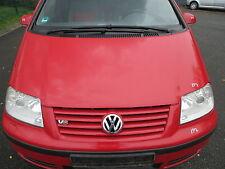 Motorhaube VW Sharan 2000-2004 alert red pearl LD3W Haube rot