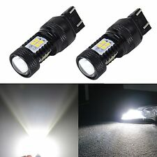 3030-14smd 7443 LED Turn Signal Light Bulbs,White