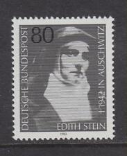 WEST GERMANY MNH STAMP DEUTSCHE BUNDESPOST 1983 EDITH STEIN  SG 2012