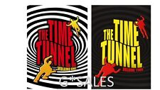 The Time Tunnel TV Series Complete Season Volumes 1 & 2 ~ BRAND NEW DVD SET