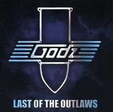 The Godz - Last of the Outlaws [New CD]