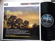 CHARLES GROVES REVERIE STUDIO 2 STEREO 1 st UK PRESS 1968 N/MINT