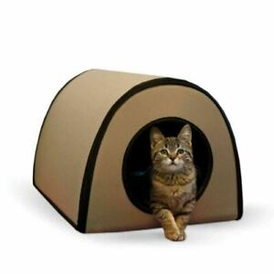 "K&H, Mod Thermo-Kitty Shelter, 21""x14""x13"", 25 Watts"