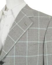 NEW $4895 Brioni Cashmere & Silk Sportcoat (Jacket)! 42 L e 52 L *Nomentano*